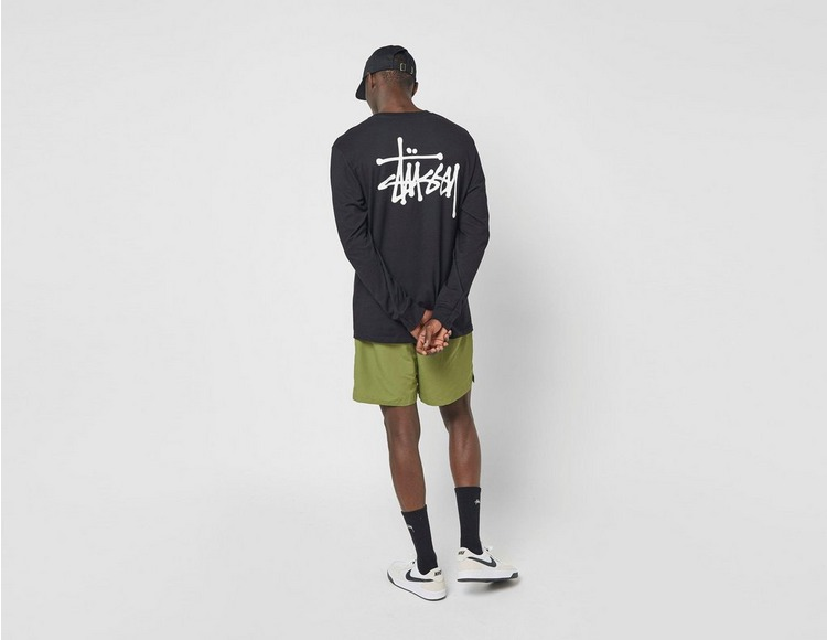 Stussy Long Sleeve Basic T-Shirt