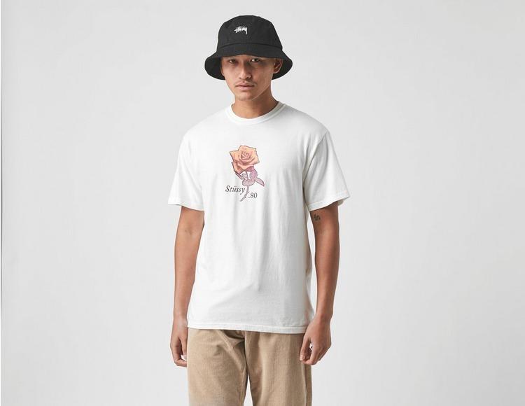Stussy 80 Rose Dyed T-Shirt