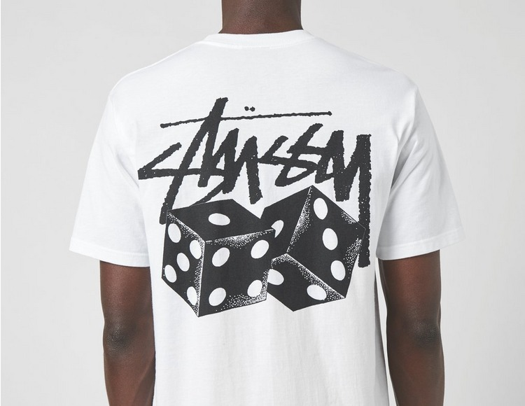 Stussy Pair Of Dice T-Shirt
