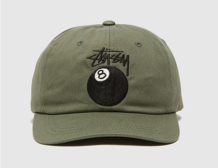 Stussy Stock 8 Ball Cap