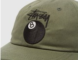 Stussy Stock 8 Ball Cap