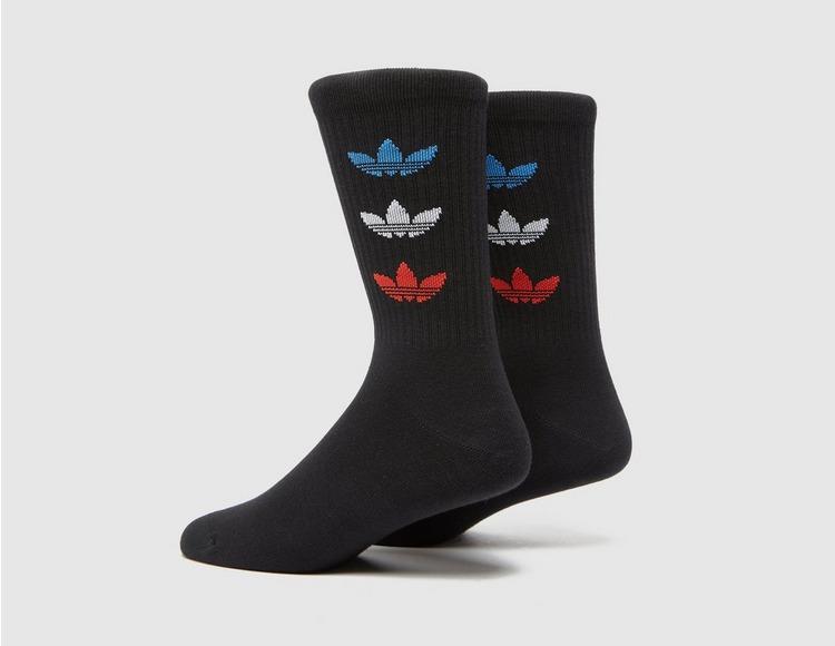 adidas Originals Trefoil Cuff Crew Socks