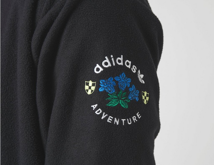 adidas Originals Adventure Half Zip Fleece