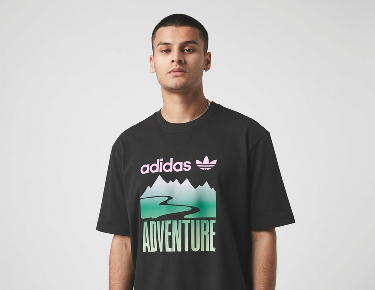 adidas Originals Adventure Mountain T-Shirt
