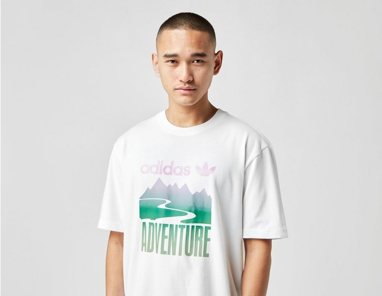 adidas Originals T-Shirt Adventure Mountain