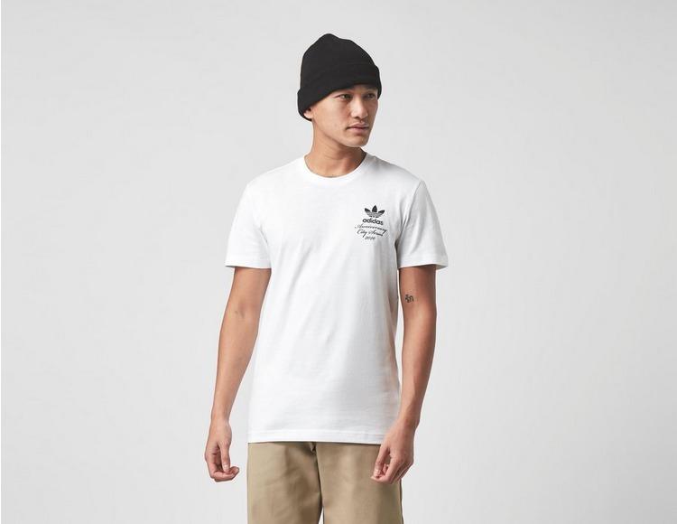 adidas Originals 'Anniversary City Series' T-Shirt size? Exclusive