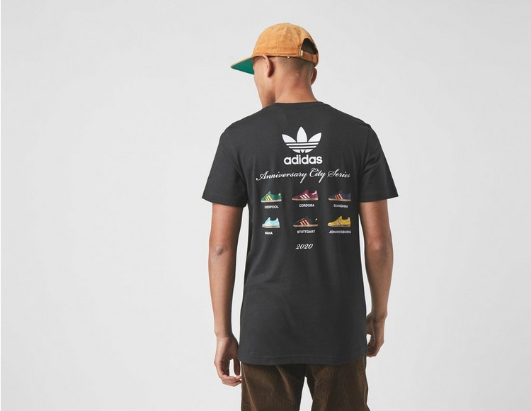 adidas Originals 'Anniversary City Series' T-Shirt size? Exclusive