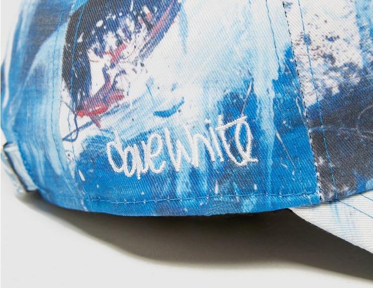 New Era x size? x Dave White Cap - size? Exclusive