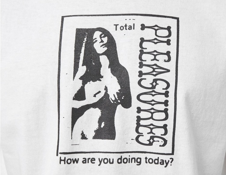 Pleasures Covergirl T-Shirt - size? Exclusive