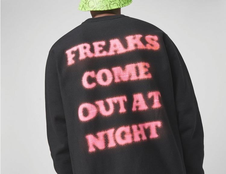 Pleasures Freaks Crew Sweatshirt