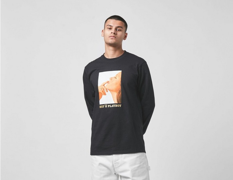 Huf x Playboy Lust For Life Long Sleeve T-Shirt