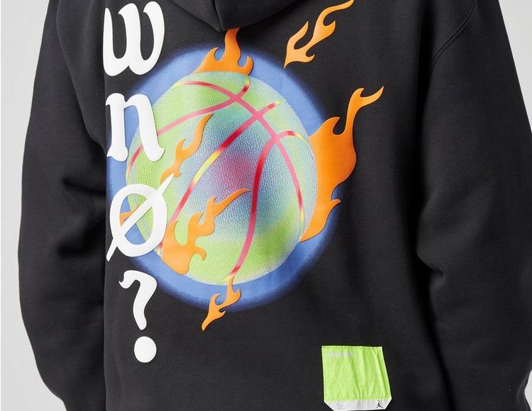 Jordan x Russell Wesbrook 'Why Not?' Hoodie