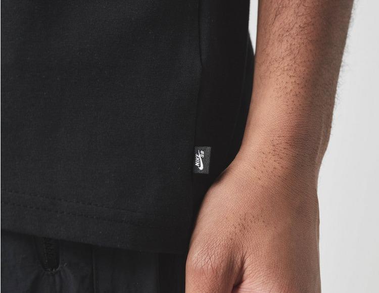 Nike SB T-Shirt Skull