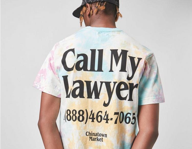 Chinatown Market Lawyer Tie Dye T-shirt