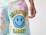 Chinatown Market Smiley Short Tie Dye