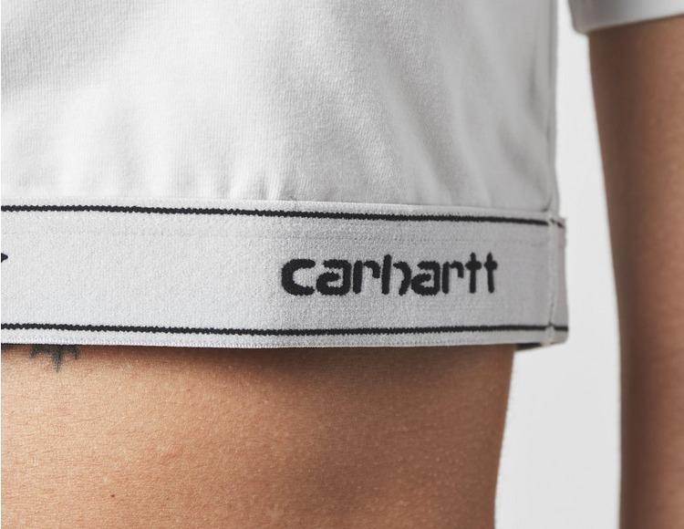 Carhartt WIP Crop Top Script Femme