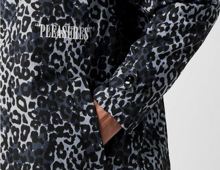 Pleasures Grave Trench Coat