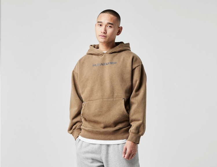 Pleasures Burnout Hoodie