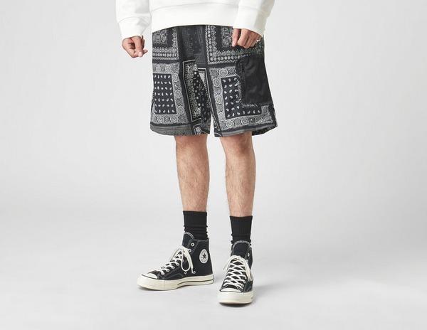 Levis Bandana Utility Shorts