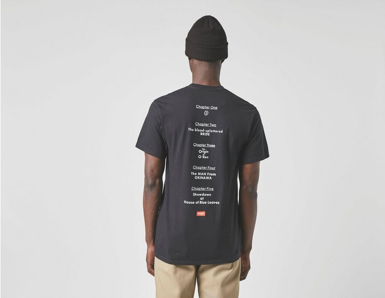 """Huf x Kill Bill T-Shirt """"Chapters"""""""