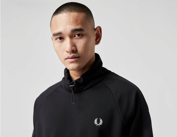 Fred Perry Overhead Funnel Neck Sweatshirt