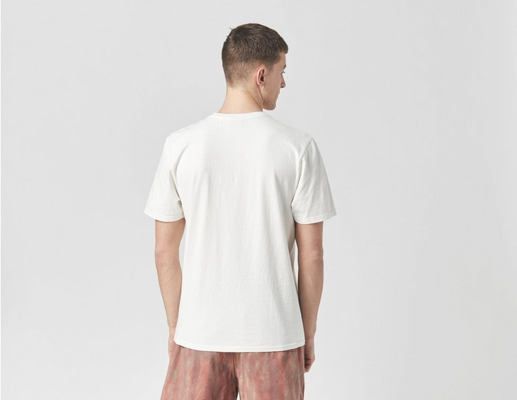 Stussy Rolling TV Pigment Dyed T-Shirt