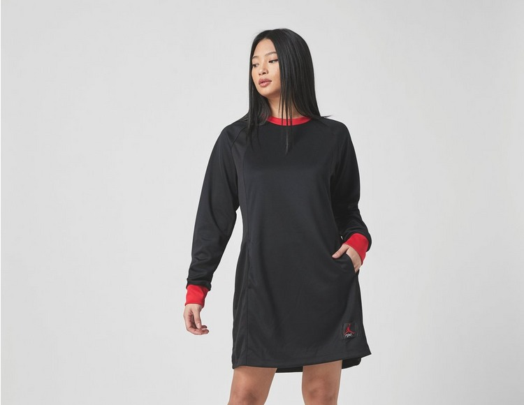 Jordan Long-Sleeve Dress