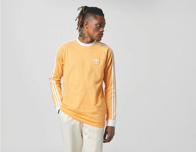 adidas Originals Long Sleeve Cali T-Shirt