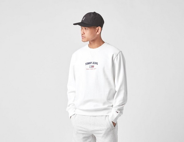 Tommy Jeans Timeless Crew Neck Collegepaita