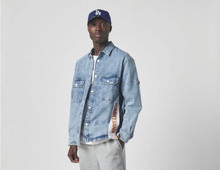 Tommy Jeans Tommy Denim Work Shirt