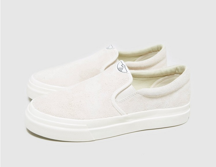 Stepney Workers Club Lister Suede Slip-Ons