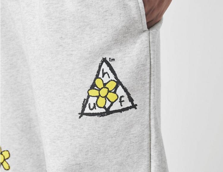 Huf Pushing Daisies Triple Triangle Fleece Pant