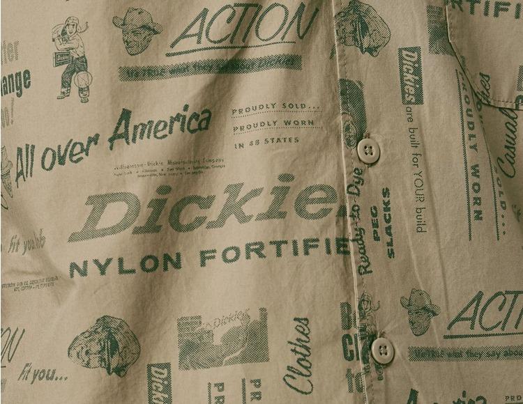 Dickies Short Sleeve Pillager Shirt