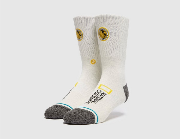 Stance Explorers Patch Sock