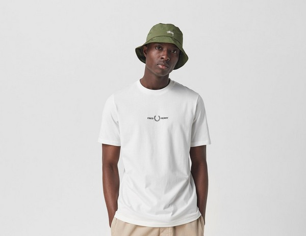 Fred Perry Central Logo T-Shirt - Exclusive
