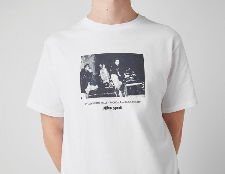 Gio Goi Trax T-Shirt - size? Exclusive