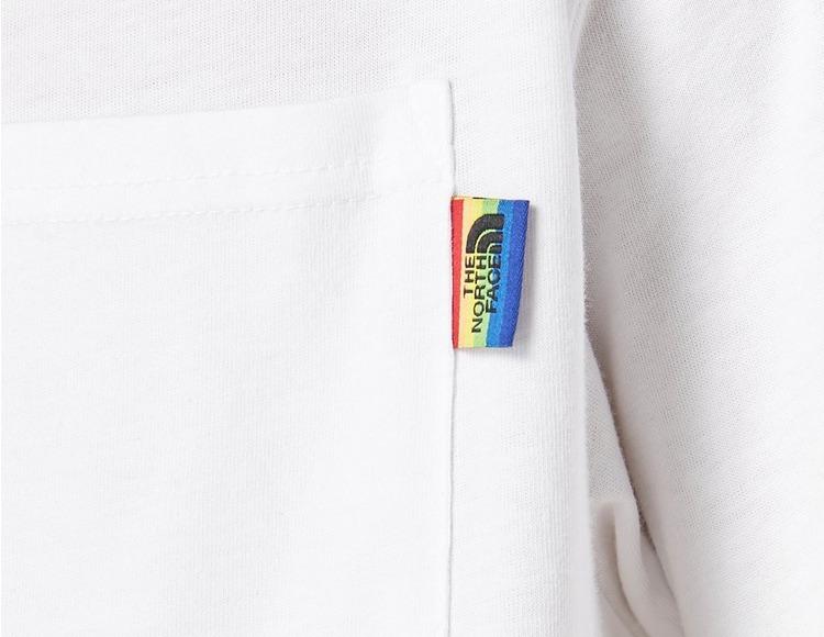 The North Face Rainbow T-Shirt