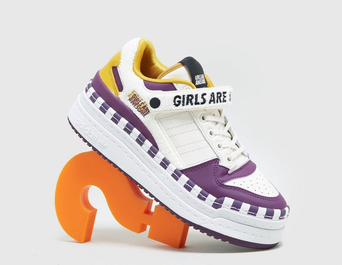 adidas Originals x Girls Are Awesome Triple Platform Low