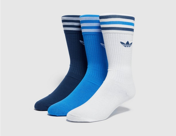 adidas Originals 3-Pack Crew Socks