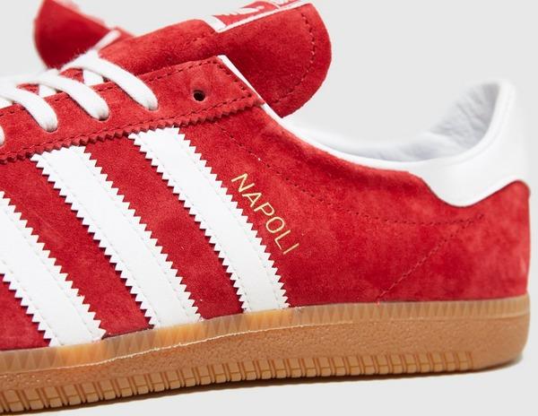 Red adidas Originals Napoli - size? Exclusive | size?