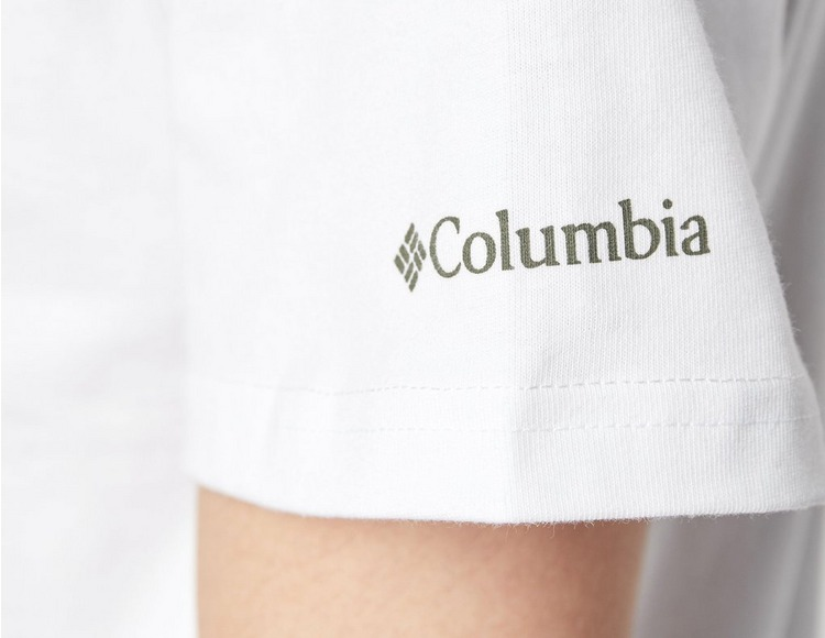 Columbia Scratch Back Print T-Shirt - size? Exclusive