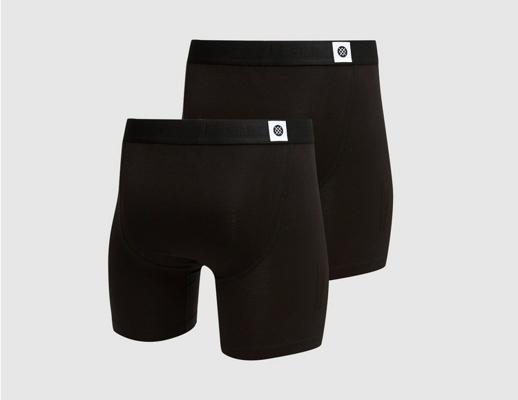 Stance Standard 6 Inch Boxer Brief 2 Pack