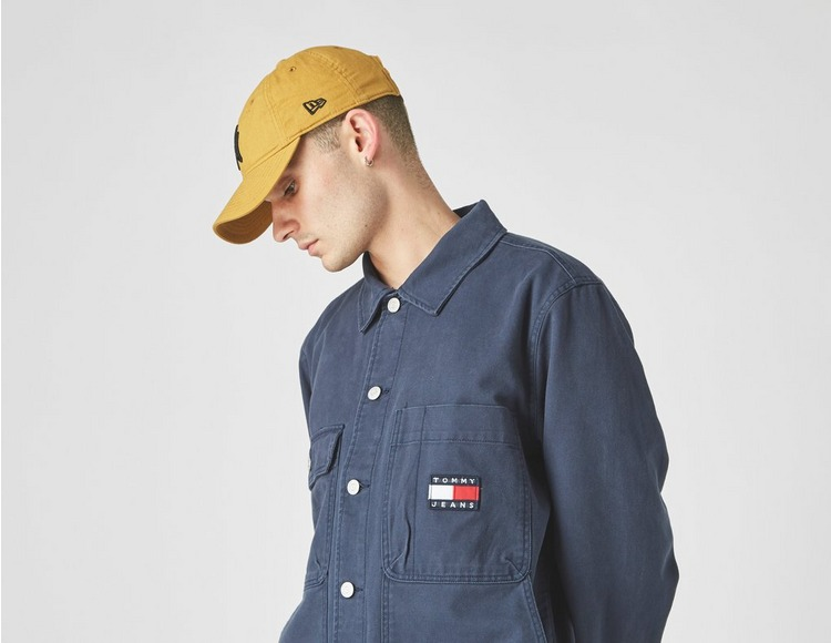 Tommy Jeans Tommy Badge Boxy Trucker Jacket
