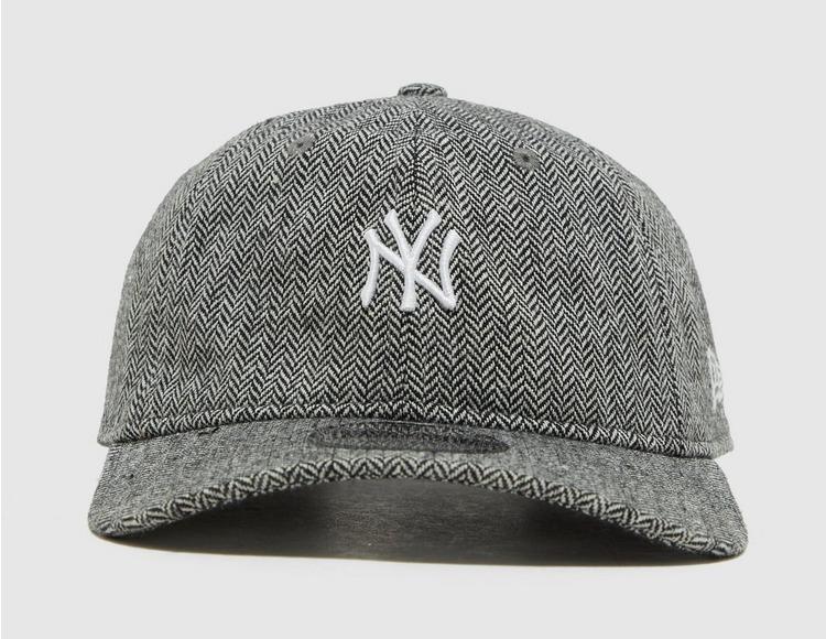 New Era Yankees Herringbone 9TWENTY Unstructured Cap
