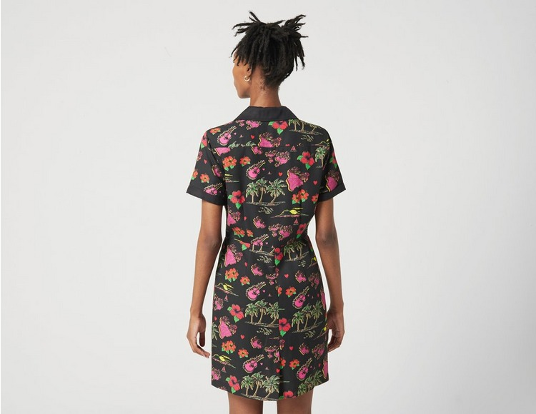Fred Perry Amy Winehouse Hawaiian Shirt Dress