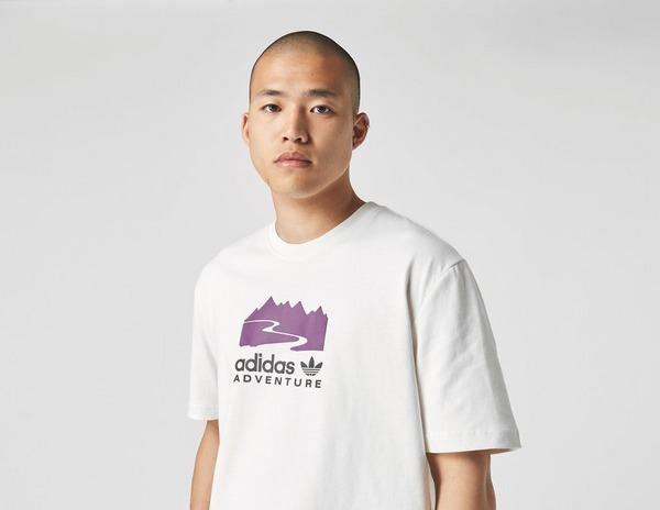 adidas Originals Adventure Logo T-Shirt