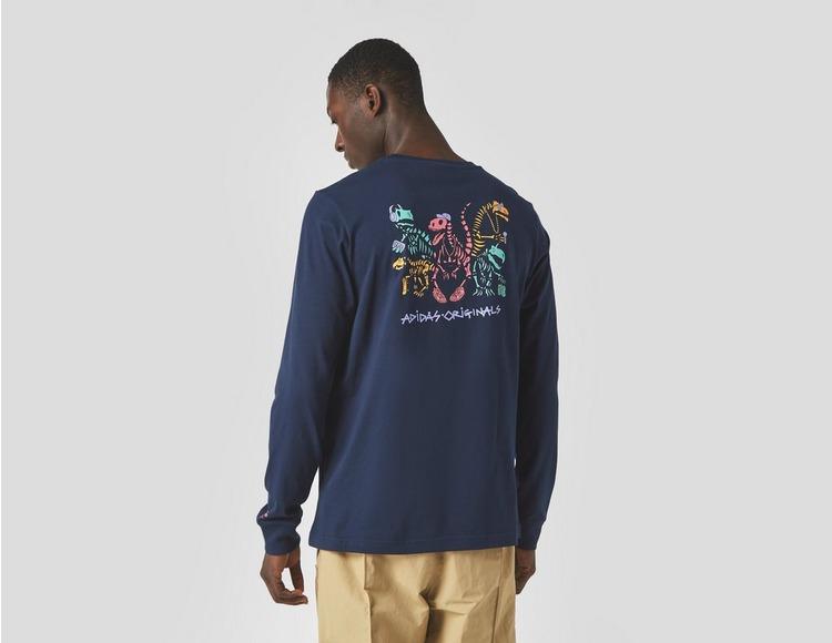 adidas Long Sleeve Dino T-Shirt