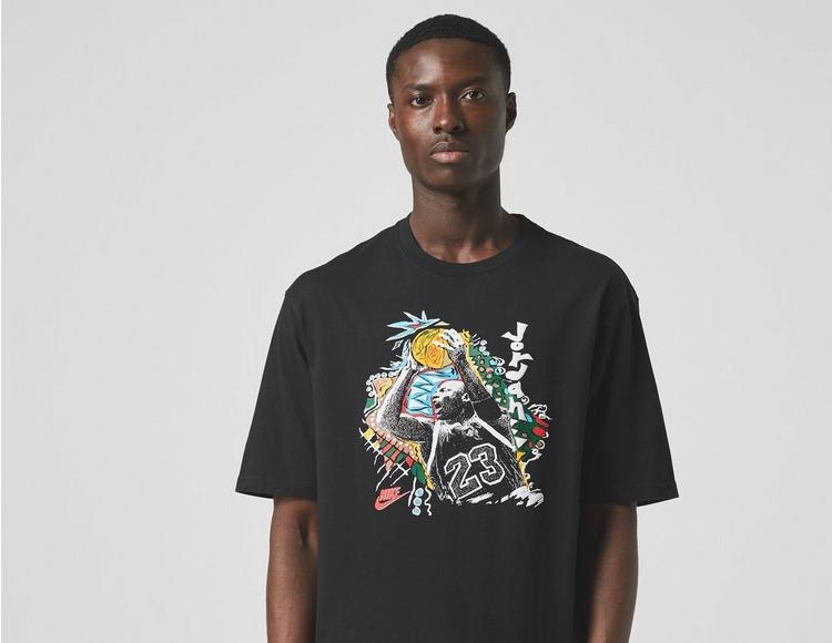 Jordan Washed Vintage Jumpshot T-Shirt