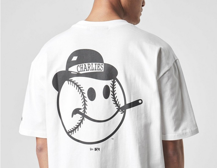 New Era Minor League Charleston Charlies T-Shirt