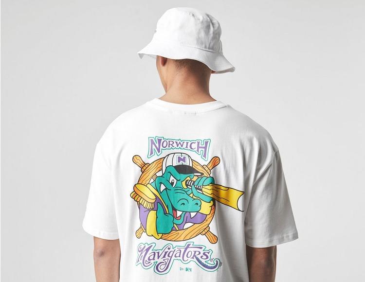 New Era Minor League Norwich Navigators Bucket Hat